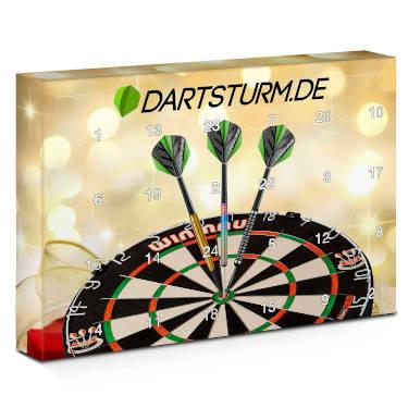 Dartsturm Darts Adventskalender 2019