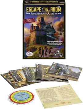 Escape Room Exit Game Geheimnis der Sternwarte Adventskalender