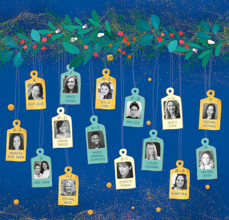 December Dreams. Ein Adventskalender: 24 Lovestorys plus Silvester-Special Inhalt 1