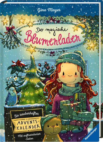 ravensburger buchverlag der magische blumenladen - ein zauberhafter adventskalender 2019