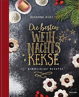 Buch die besten Weihnachtskekse