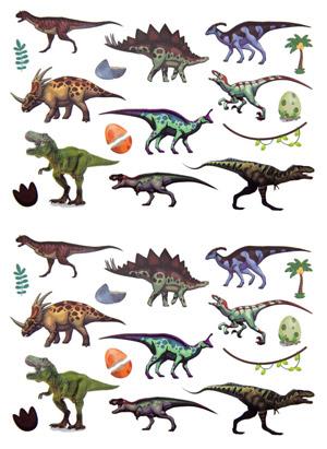 Dino Tatoos