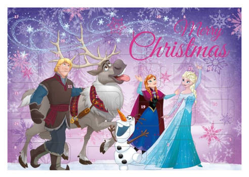 amazon Disney Schreibwaren Adventskalender