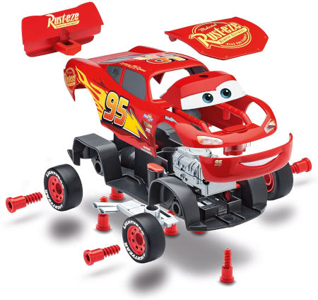 Inhalt REVELL LIGHTNING MCQUEEN ADVENTSKALENDER 2018