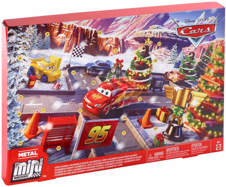 Disney Cars Adventskalender 2019