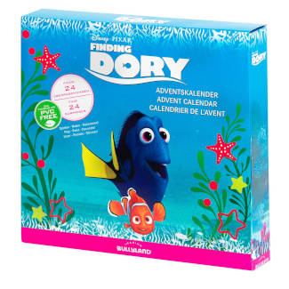 amazon Findet Dory Adventskalender