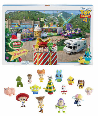 amazon Disney Toy Story Adventskalender