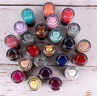 DP cosmetics Adventskalender 2018 Inhalt