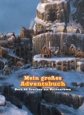 Dragons. Mein großes Adventsbuch: Noch 24 Drachen bis Weihnachten Inhalt 1