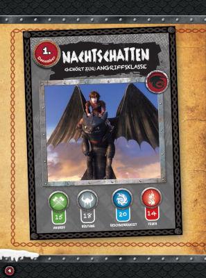 Dragons. Mein großes Adventsbuch: Noch 24 Drachen bis Weihnachten Inhalt 2