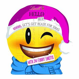 Emoji Adventskalender Hello Lindt