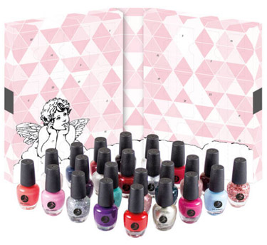 Emotions Nagellack Adventskalender 2018