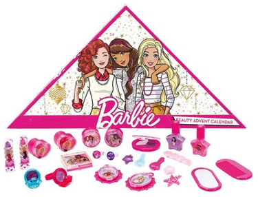 Empeak Barbie Beauty Adventskalender 2018 Inhalt