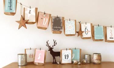 Etsy Kalender Pastel