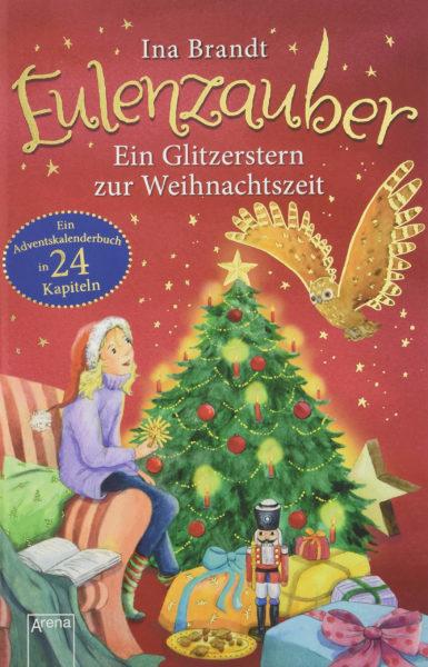 arena eulenzauber. ein glitzerstern zur weihnachtszeit