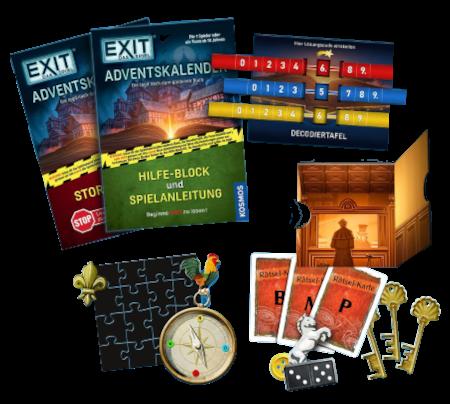 Exit - Die Jagd nach dem goldenen Buch Inhalt
