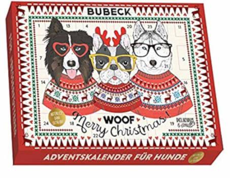 adventskalender hund 2019