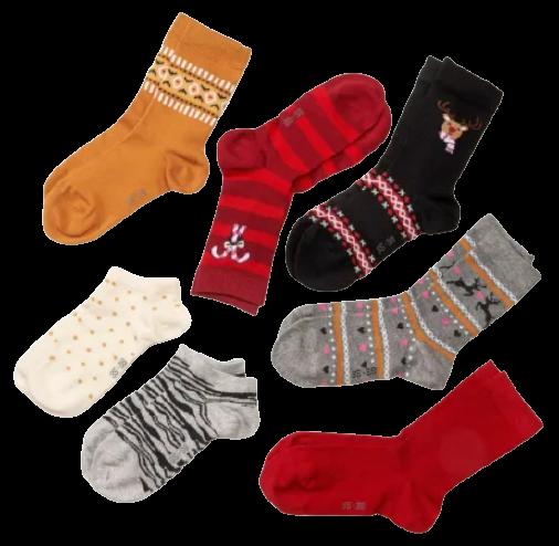 Fascino Socken Adventskalender Inhalt