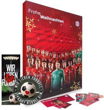 FC Bayern München Adventskalender 2018
