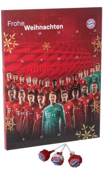 Adventskalender FC Bayern München 2019