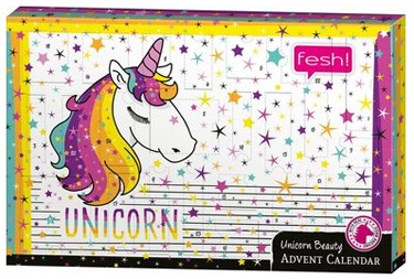 FESH! Beauty Adventskalender Einhorn 2018