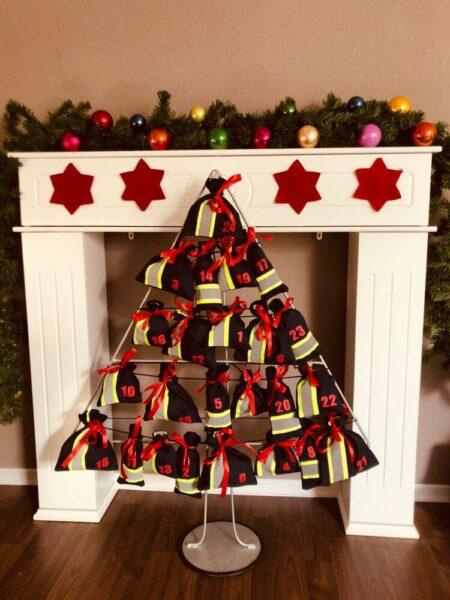 Adventskalender Feuerwehr - Bild 1