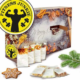 Fitness Weihnachtskalender.Fitness Junkie Knusper Kalender