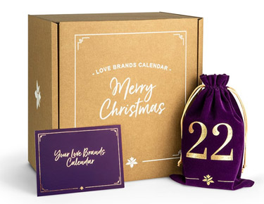 Flaconi Love Brands Adventskalender 2018