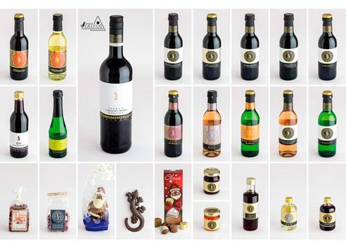 foodie FELSENGARTENKELLEREI wein adventskalender 2012 Inhalt