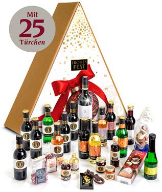FELSENGARTENKELLEREI wein adventskalender 2012