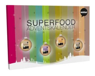 Superfood Adventskalender 2017
