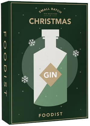 Foodist Gin Adventskalender 2019