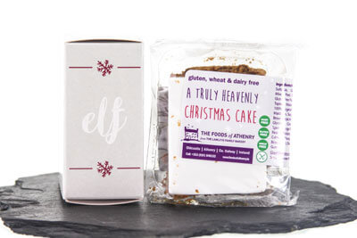 Christmas Cake Foodist Gourmet Adventskalender
