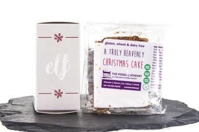 Christmas Cake Foodist Gourmet Adventskalender
