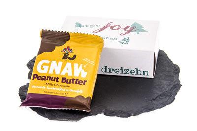 Peanut Butter Schokolade Foodist Gourmet Adventskalender