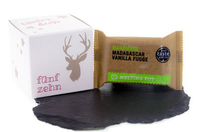 Madagascar Vanilla Fudge Foodist Gourmet Adventskalender