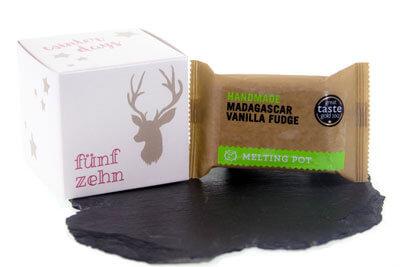 Madagascar Vanilla Fudge Foodist Gourmet Adventskalender
