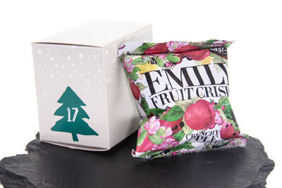 Fruit Crisps - Crunchy Apple Foodist Gourmet Adventskalender