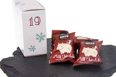 Baru - Chocolate Hippo Foodist Gourmet Adventskalender