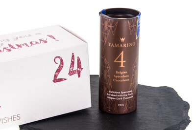 Tamarino - Belgian Speculoos Chocolates Foodist Gourmet Adventskalender