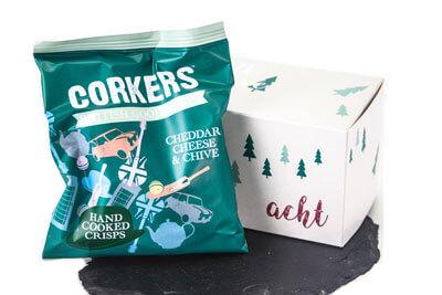 Corkers Chips Foodist Gourmet Adventskalender