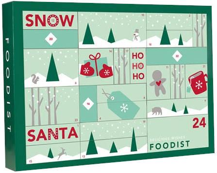Foodist Weihnachtskalender.Foodist Veganer Adventskalender 2019