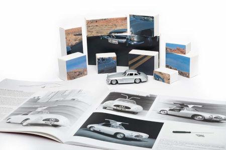 Inhalt Mercedes-Benz 300 SL Adventskalender 2020