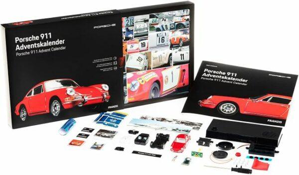 Franzis Porsche 911 Inhalt 2
