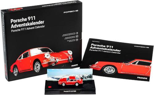 Franzis Porsche 911 Inhalt 1