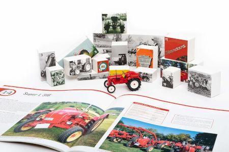 Inhalt Oldtimer-Traktor Adventskalender 2020