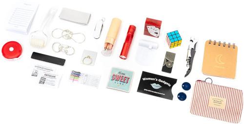 Franzis Women's Gadgets 2021 Inhalt