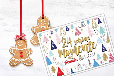 freundin & L.O.V Adventkalender 2018