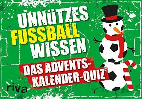 Unnutzes Fussballwissen
