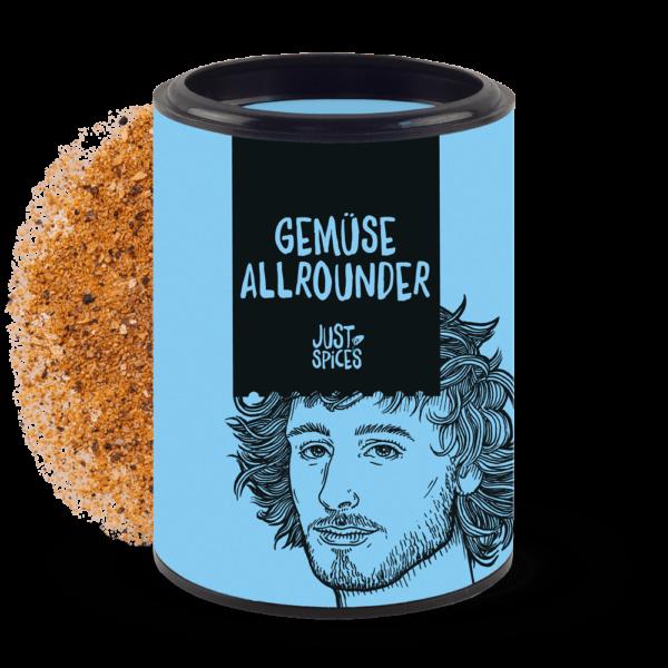 Just Spices Dose Gemüse Allrounder 2021